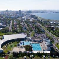 Reykjavik's Swimming Pools