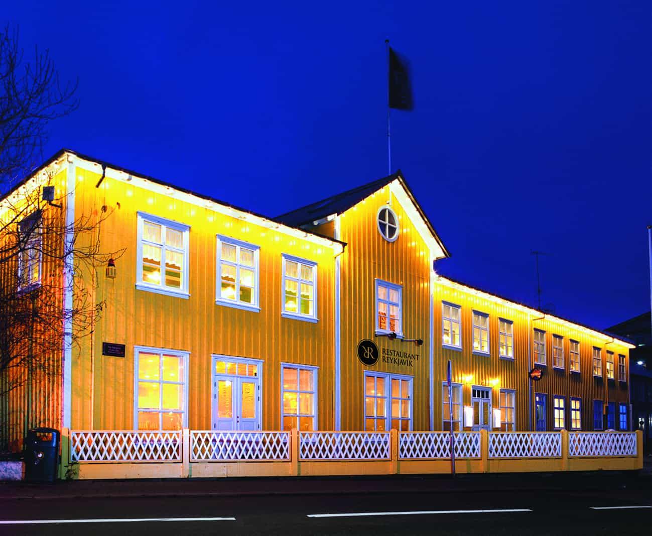 Cafe Reykjavik