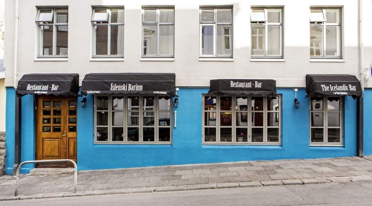 The Icelandic Bar