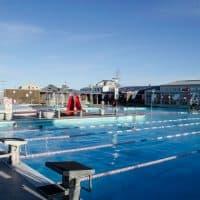 Vesturbæjarlaug Pool