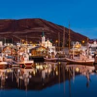 "Húsavík, the ""Whale Watching Capital of Europe"""