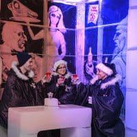 Magic Ice – Ice bar & Gallery